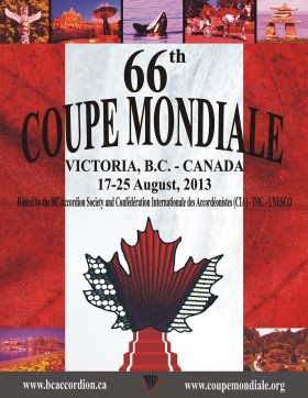Coupe Mondiale Poster