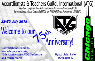 ATG 75th Anniversary graphic