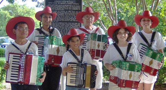 MECA Accordion Band