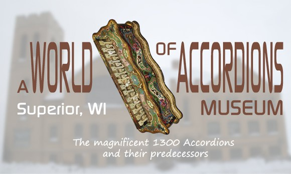 A World of Accordion Museum logo
