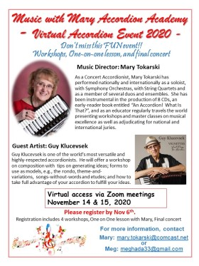 Music with Mary Accordion Academy