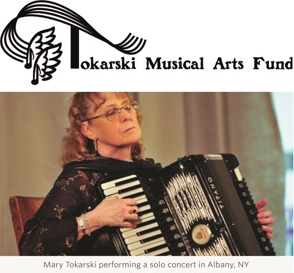 Mary & Frank Tokarski Musical Arts Fund