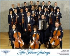 US Air Force Strings with Frank Busso, Jr.