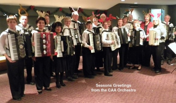 Connecticut Accordion Orchestra