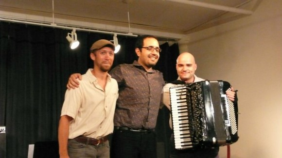 The Trio w/ Richie Barshay and Jorge Roeder in NY